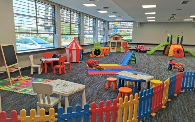 Kinderruimte van Hilton Garden Inn Krakau