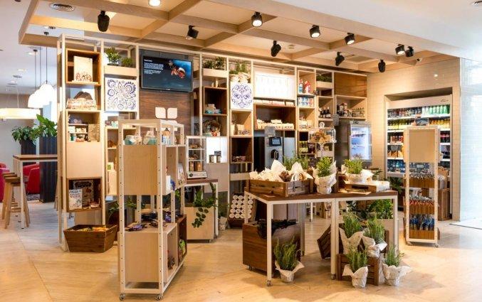 Winkel van Hilton Garden Inn Krakau