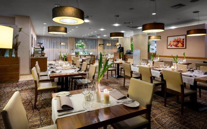 Restaurant van Hilton Garden Inn Krakau
