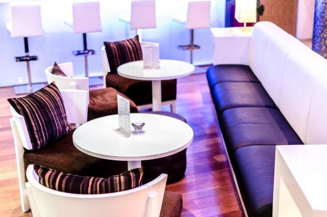 Bar van Hotel Royal Park in Budapest