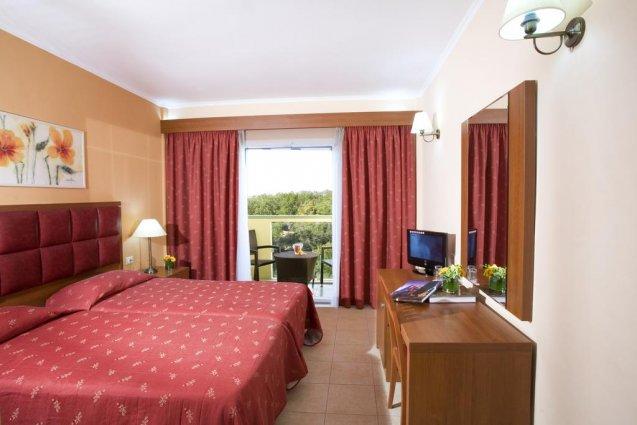 Kamer in hotel Ariti Corfu