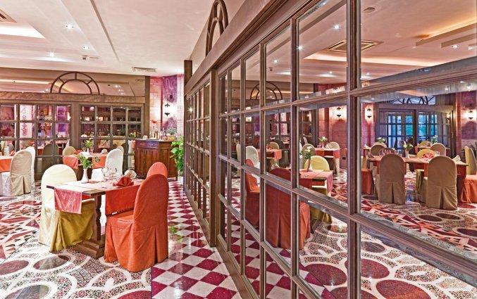 Restaurant van Hotel Scapolatiello in Amalfi