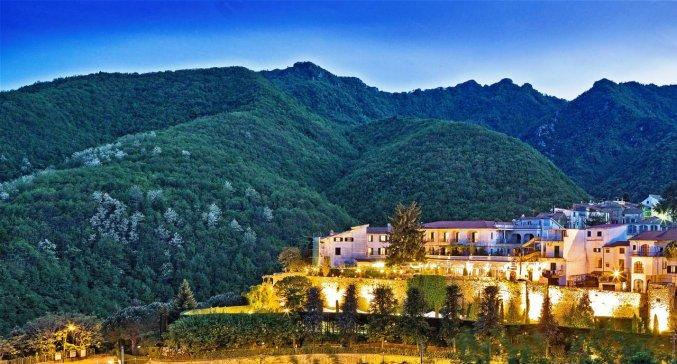 Uitzicht op Hotel Scapolatiello in Amalfi