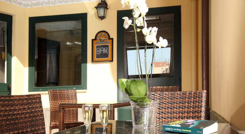 Zithoek Kamer hotel Alessandrino