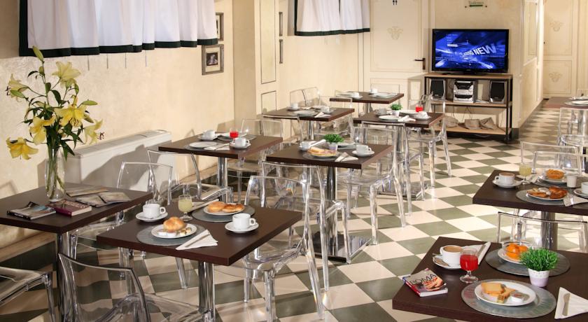 Restaurant hotel Alessandrino