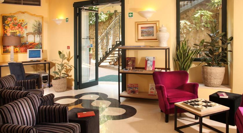 Lounge hotel Alessandrino