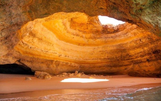 Algarve - Banagil strand