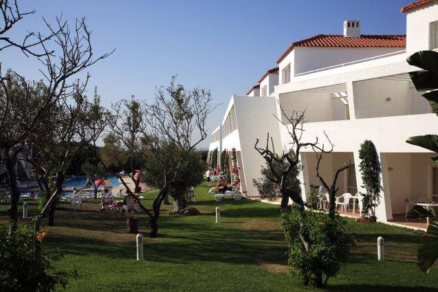 Appartementen Pateo Village in de Algarve