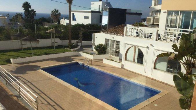 Zwembad van Hotel & Spa Maritur in de Algarve