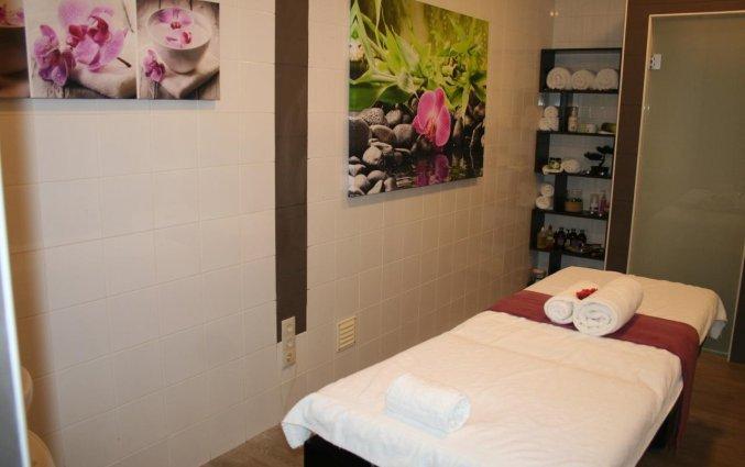 Massageruimte van Hotel & Spa Maritur in de Algarve