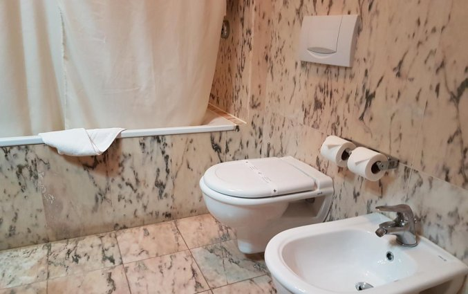 Badkamer van Hotel & Spa Maritur in de Algarve