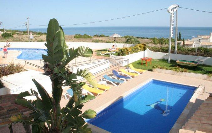Zwembaden van Hotel & Spa Maritur in de Algarve