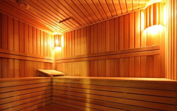 Sauna van Hotel Rixwell Old Riga Palace in Riga