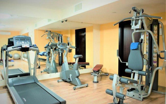 Fitnessruimte van Hotel Rixwell Old Riga Palace in Riga