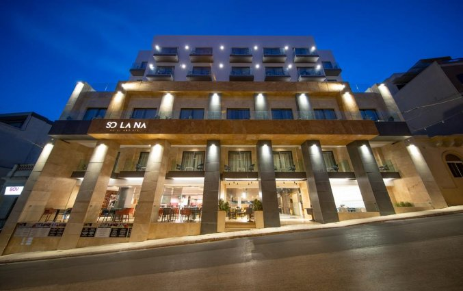 Hotel Solana op Malta