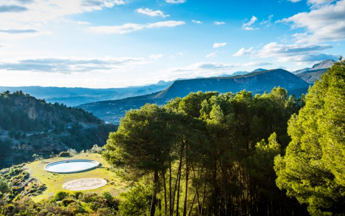 Natuurpark - Sierra - de - Tejeda