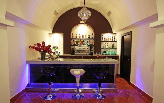 Bar van Hotel La Fonda in Andalusië