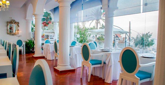 Restaurant van Hotel La Fonda in Andalusië