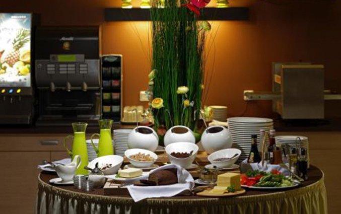 Restaurant van Hotel Dodo in Riga