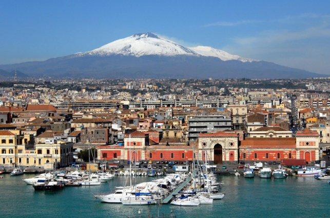 Sicilië - Etna