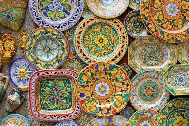 Keramiek rondreis Sicilië