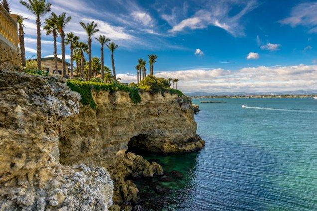 Syracuse rondreis Sicilië