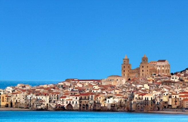 Cefalu rondreis Sicilië