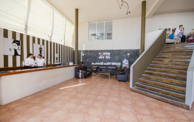 Lobby van Appartementen Lanzarote Paradise op Lanzarote