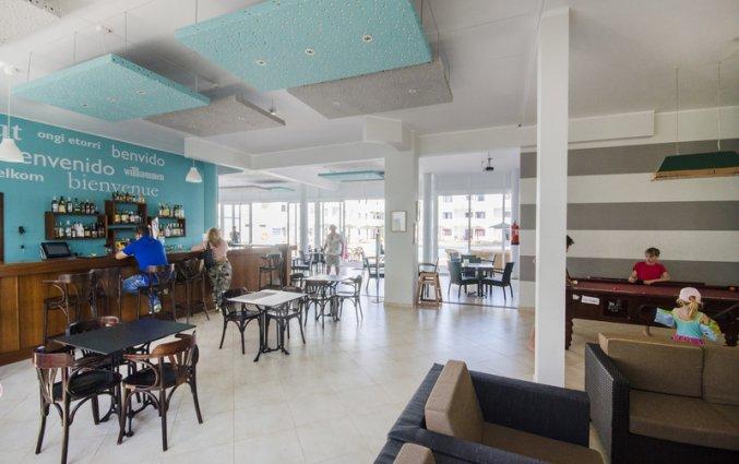 Restaurant van Appartementen Lanzarote Paradise op Lanzarote