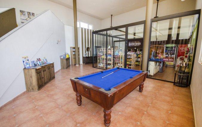 Spelletjeskamer van Appartementen Lanzarote Paradise op Lanzarote