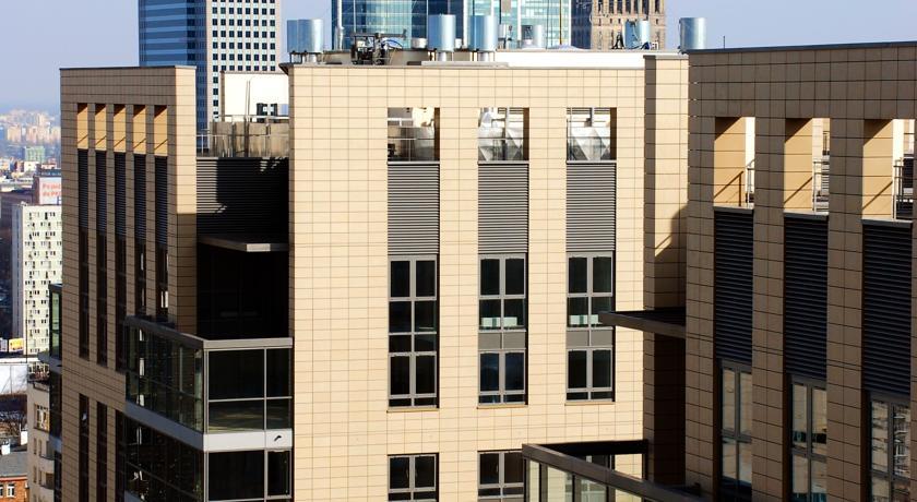 Aparthotel Platinum Residence in Warschau