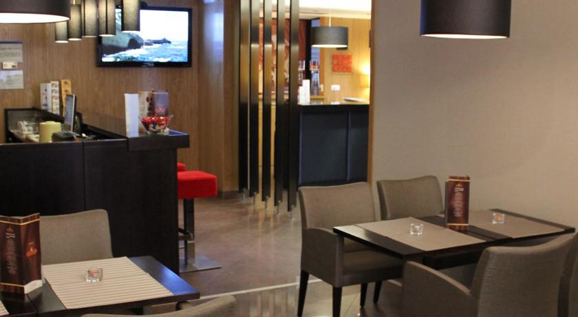 Restaurant van hotel Principe Lisboa stedentrip Lissabon