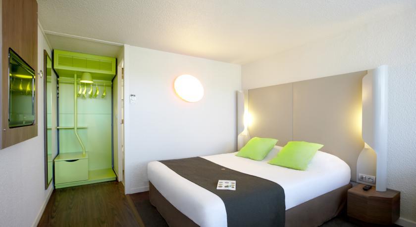 Tweepersoonskamer van Hotel Campanile Warschau