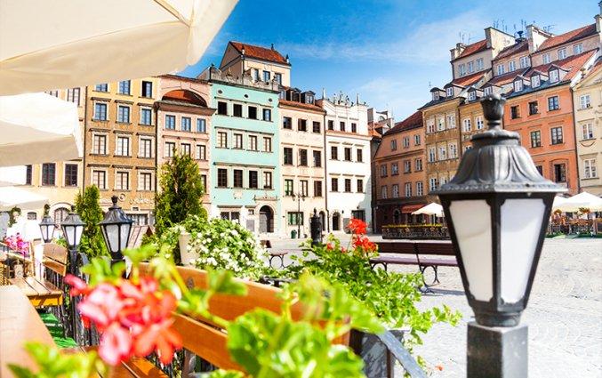 Warschau - Markt