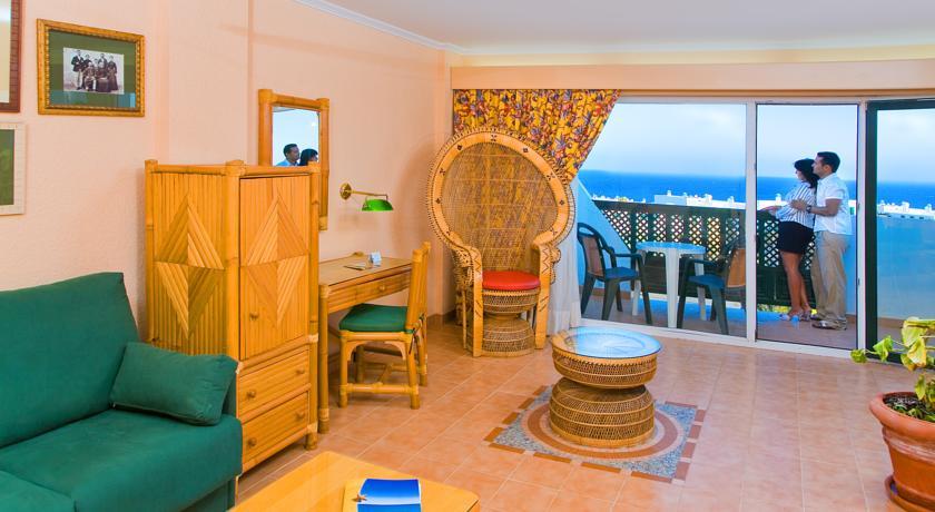 Kamer van Hotel Blue Sea Costa Bastianop Lanzarote