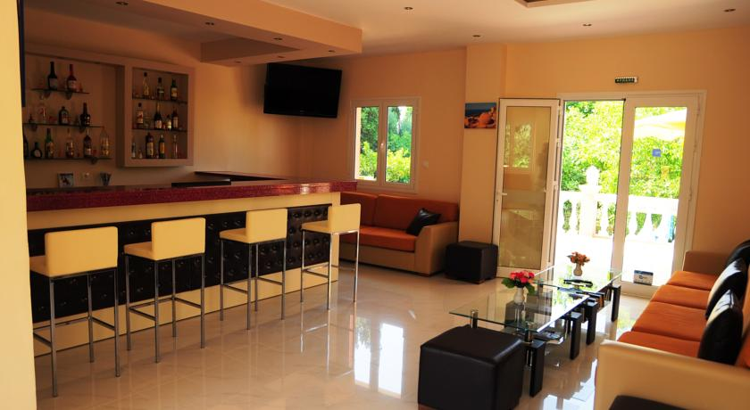 Bar van Hotel Penelope Corfu