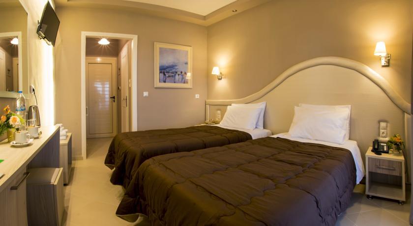 Tweepersoonskamer Hotel Penelope Corfu