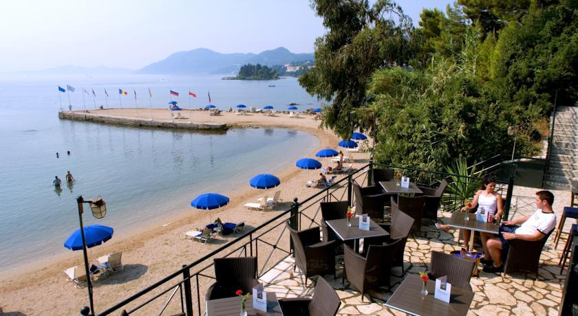 Strand corfu holiday palace