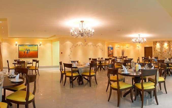 Eetzaal van Hotel Adelais op Kreta