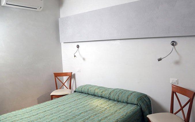 Tweepersoonskamer van Hotel Santa Prassede Rome