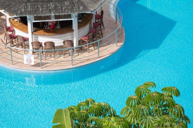 Zwembad van Hotel Mogan Princess & Beach Club op Gran Canaria