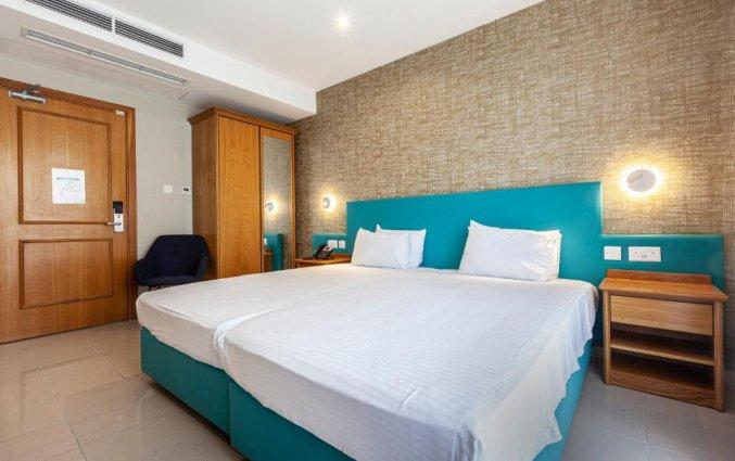 Tweepersoonskamer van Hotel & Spa Pergola op Malta
