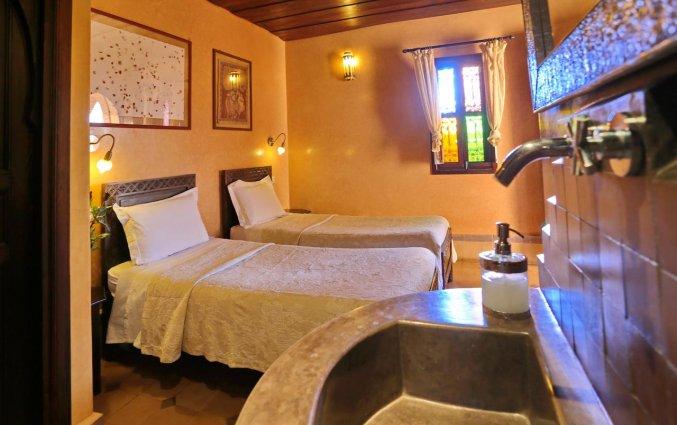 Slaapkamer van Raid Marrakis in Marrakech