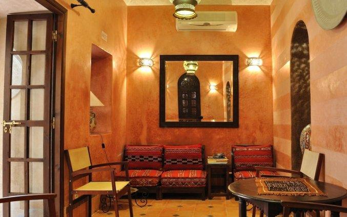 Lounge van Raid Marrakis in Marrakech