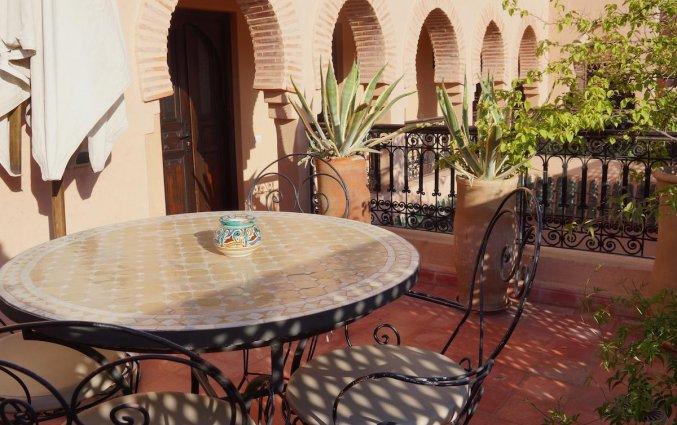 Tuin van Raid Marrakis in Marrakech