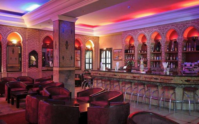 De bar van Hotel Diwane Marrakech