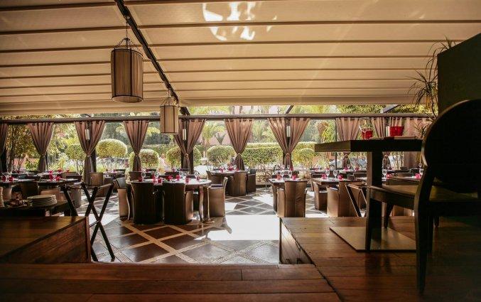 Terras van Hotel & Spa Hivernage in Marrakech