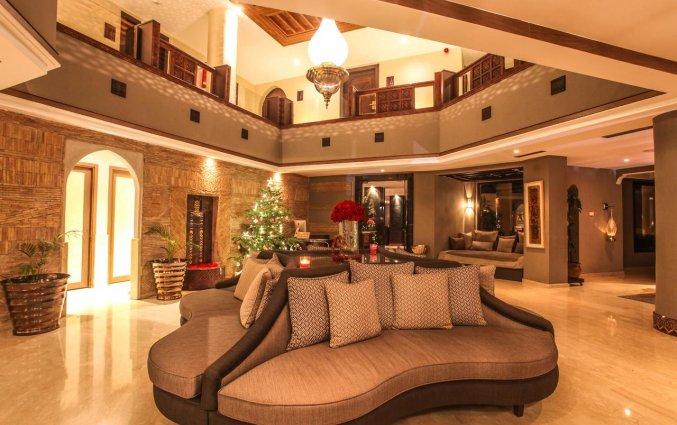 Lobby van Hotel & Spa Hivernage in Marrakech