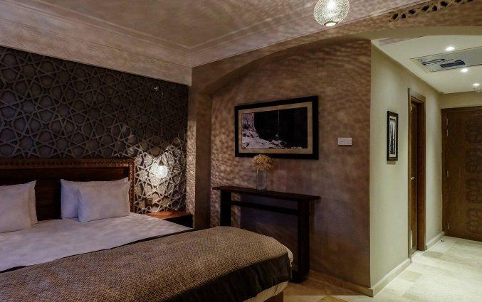 Tweepersoonskamer van Hotel & Spa Hivernage in Marrakech