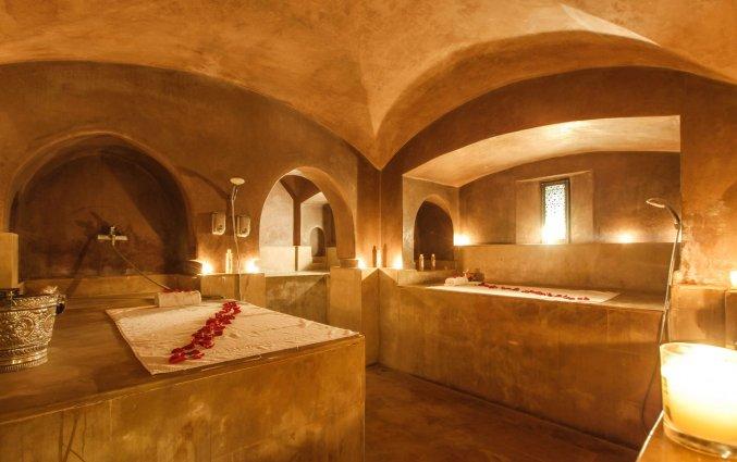 Wellness van Hotel & Spa Hivernage in Marrakech